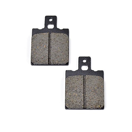 Ducati 851 Superbike Biposto 89-92 Rear Sintered Brake Pads by Niche Cycle Supply