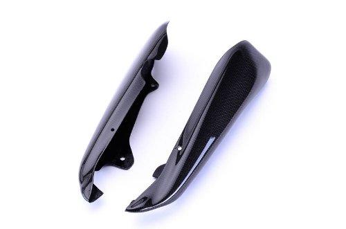 Bestem CBDU-HPMTD-TFR Black Carbon Fiber Tail Side Fairings for Ducati Hypermotard 79611001100S