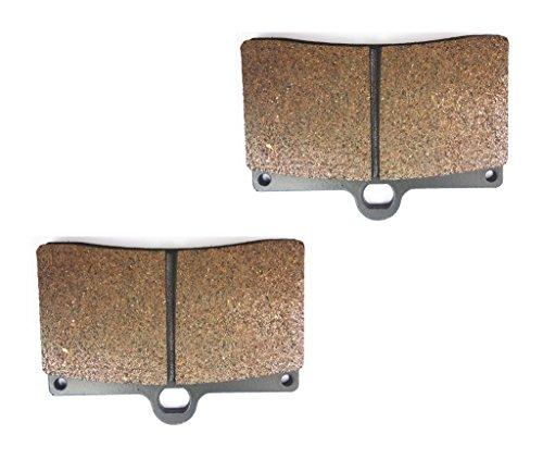 CNBK Front Left Brake Pad Resin for DUCATI Street Bike 750 Monster 96 97 98 99 00 01 1996 1997 1998 1999 2000 2001 1 Pair2 Pads