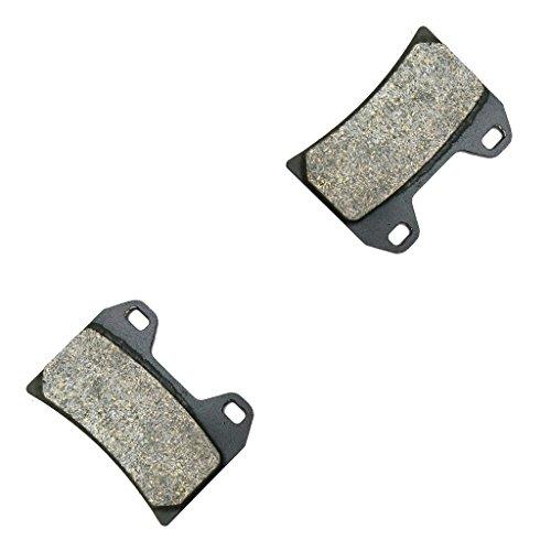 CNBK Front Left Disc Brake Pads Semi Met fit DUCATI Street Bike 996 S 00 01 2000 2001 1 Pair2 Pads