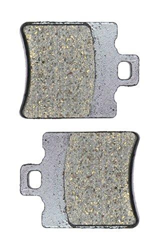 CNBK Rear Brake Shoe Pads Carbon for DUCATI Street Bike 1000 1000 S 04 05 2004 2005 1 Pair2 Pads