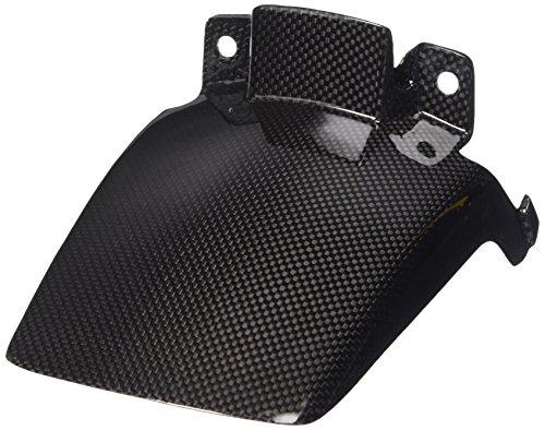 Bestem CBDU-MUL12-FFDE Black Carbon Fiber Front Fender Extension for Ducati Multistrada 1200 2010 - 2013