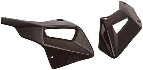 Bestem CBDU-MUL12-BPN Black Carbon Fiber Belly Pan for Ducati Multistrada 1200 2010 - 2013