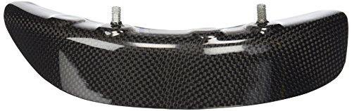 Bestem CBDU-HPMTD-SPCR Black Carbon Fiber Rear Sprocket Cover for Ducati Hypermotard 79611001100S