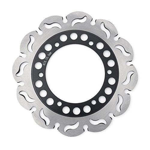 Areyourshop Rear Brake Disc Rotor For Yamaha SRXXJR400 FZFZSFZRYZF 600 TRX850 DUCATI 696