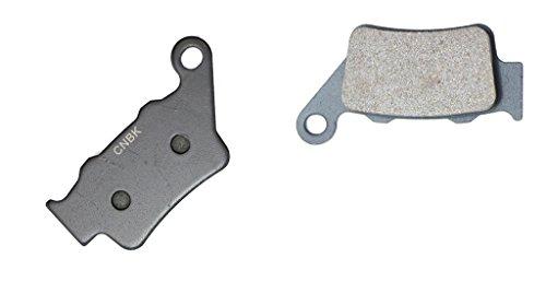 CNBK Rear Brake Pads Resin fit for DUCATI Street Bike 803 Scrambler Icon Cast Wheels 15 16 2015 2016 1 Pair2 Pads