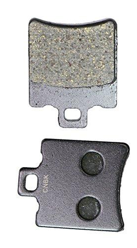 CNBK Rear Brake Shoe Pads Semi Metallic fit DUCATI Street Bike M600 M 600 Monster M G802 0 94 95 96 97 98 99 1994 1995 1996 1997 1998 1999 1 Pair2 Pads