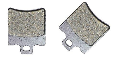 CNBK Rear Brake Shoe Pads Semi Metallic for DUCATI Street Bike R998 R 998 Biposto 02 03 2002 2003 1 Pair2 Pads