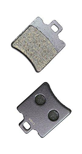 CNBK Rear Disc Brake Pads Semi Metallic fit DUCATI Street Bike 620 IE SIE Monster 02 03 04 2002 2003 2004 1 Pair2 Pads