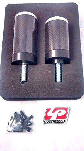 Lp Usa Pro Impact Carbon Fiber Frame Sliders Suzuki Sv650s 99-02
