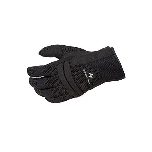 Scorpion Solstice Womens Mesh Street Motorcycle Gloves - Black  Medium