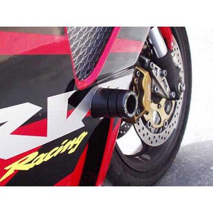Sato Racing Frame Sliders for Honda RC51 SP2 02-06 H-RC5102FS-BK