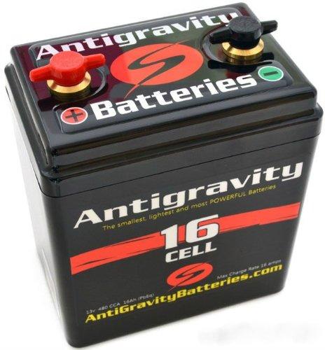 Antigravity Lithium Motorcycle Battery 480 CCA Harley DK-AG-16CL