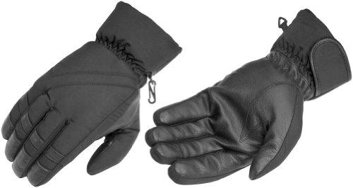 New River Road Boreal Adult Textile Gloves, Black, 2xl/xxl