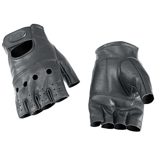 River Road Hollister Gloves - Small/black