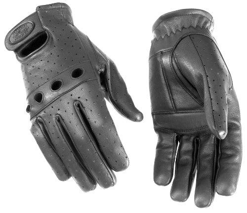 River Road Sturgis Gloves - 2x-large/black