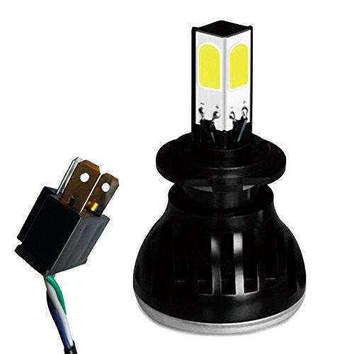Sixty61 Yamaha FZ07 FZ 07 LED Headlight Bulb High-Low Beam in White