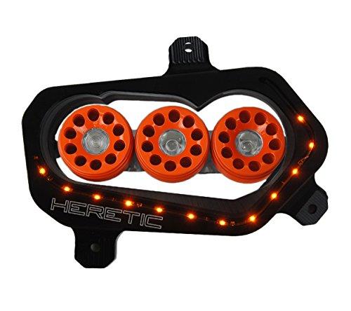 2012 Sportsman 850 Xtreme Performance LED Billet Headlights