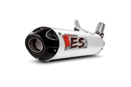 Big Gun Exhaust 07-1172 ECO ATV Silver Slip On Exhaust for Polaris