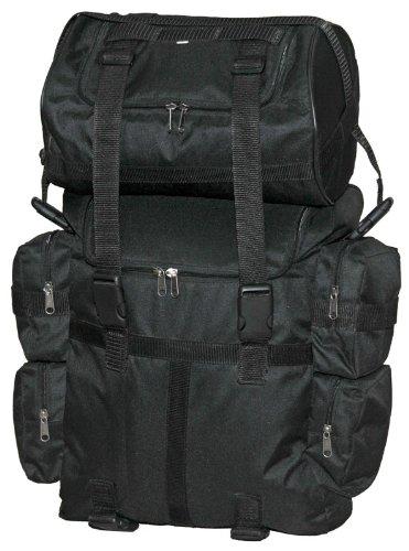 Medium Textile Sissy Bar Bag 25 X 14 X 5 VS322