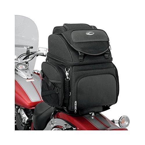 Saddlemen 3515-0107 Back Seat Bar Bag