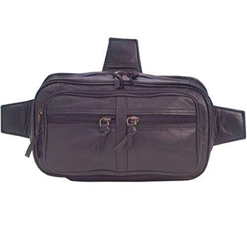 Gun Holster Motorcycle Magnetic Tank Bag 10 x 6 - Daytona Gear Magnetic Leather Tank Bag - Gun Holster