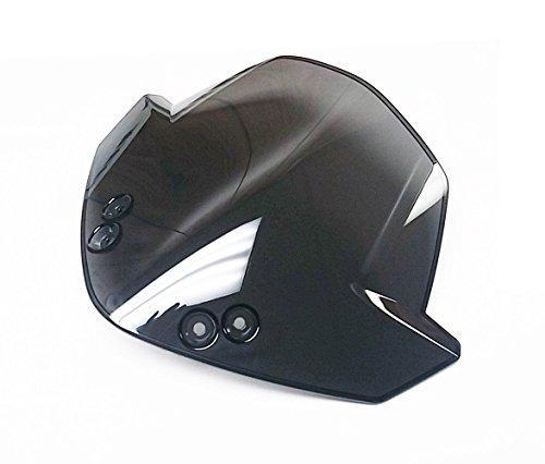 NEW KTM TOURING WINDSCREEN SHIELD 2015 390 DUKE BLACK WHITE ABS BD 90108965000