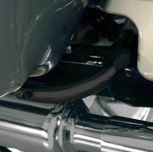 Rick Dosss Revenge Cycle Saddlebag Guard Eliminator Brackets - Black S77-0137B