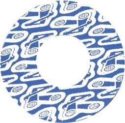 Renthal Grip Donutz - Blue