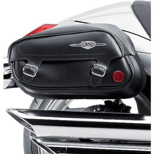 Suzuki 990a0-77032 Classic Leather Saddlebag