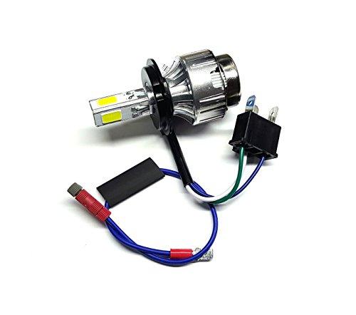 Honda Grom MSX125 2014-2016 LED Headlight Bulb Conversion Kit - Super Bright White 6000K