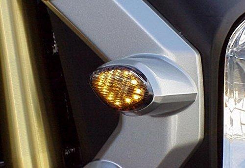 i5 Flush LED turn signals flasher unit to fit Honda Grom