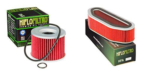 Oil and Air Filter Kit for HONDA CB750 K1-K8 70-78 HIFLO FILTRO
