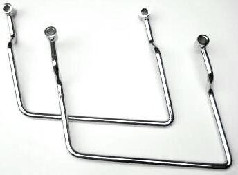 Saddlebag Supports for 07 Yamaha V-Star 950  V-Star 1300