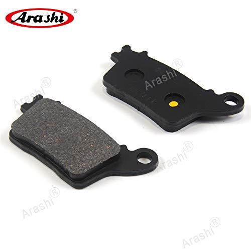 Arashi Rear Brake Pads for Honda CB600F 2007-2013  CBR600F 2011-2013  CBR600RR 2007-2014  CBR1000RR 2006-2016 Motorcycle Accessories 2008 2009 2010 2012 2015