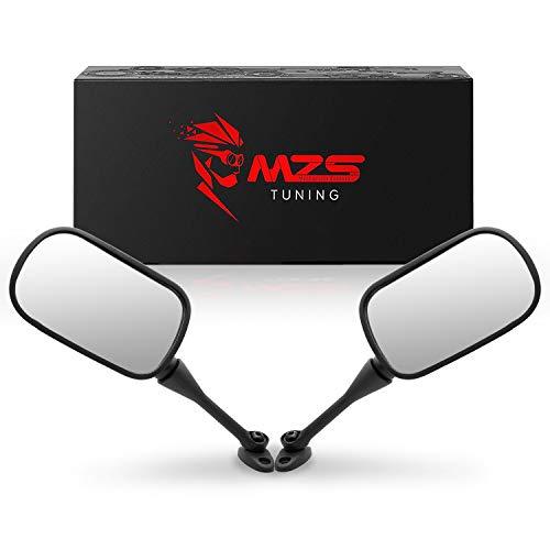 MZS Motorcycle Rear View Mirrors for CBR250R 2011-2017 CBR300R 2015-2018 CBR500R 2012-2017 CBR600RR 2003-2016 CBR1000RR 2004-2007