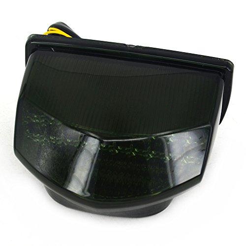 Motorcycle LED Turn Signal Tail Light Brake Stop Running Indicator Integrated Signal Lights For For Honda CBR600RR 2007-2012
