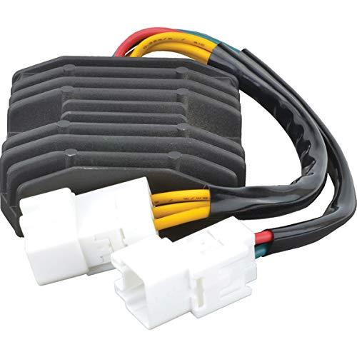 Total Power Parts 230-58305 Voltage Regulator Rectifier Replacement for Honda CBR600RA 2009 2010 2011 2012 CBR600RR 2007 2008 2009 2010 2011 2012 230-58087 AHA6056 31600-MFF-D01