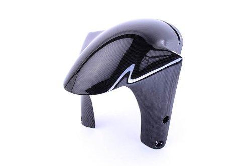 Bestem CBDU-996-FFD Black Carbon Fiber Front Fender for Ducati 748 916 996 998 ST