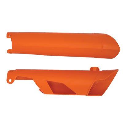 Acerbis Lower Fork Cover Set KTM Orange for KTM 300 XC-W E-Start 2008-2015