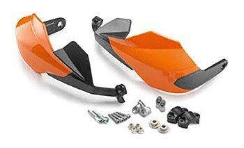 NEW KTM ORANGE HANDGUARDS SX XC XC-W EXC SMR 6030217900004
