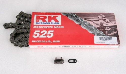 RK 525 M Standard Chain - 120 Links  Chain Type 525 Chain Length 120 Chain Application All 525X120 RK-M