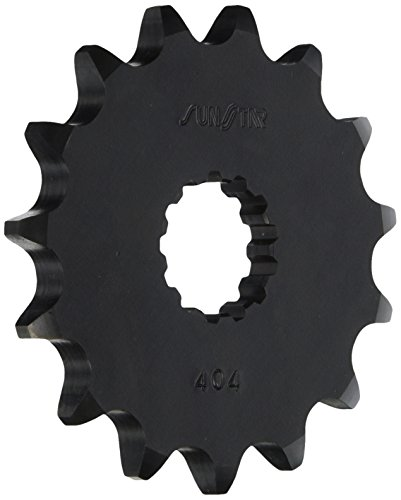 Sunstar 40415 15-Teeth 525 Chain Size Front Countershaft Sprocket