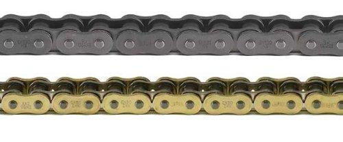 EK Chain 520 MVXZ Quadra X-Ring Chain - 120 Links - Gold