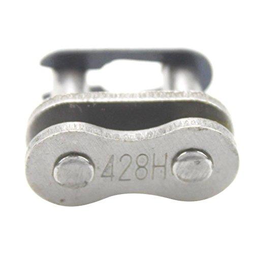 GOOFIT 428H Chain Master Link for ATV Dirt Bike Go Kart