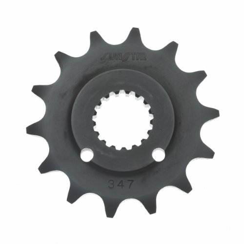 Sunstar 51915 15-Teeth 530 Chain Size Front Countershaft Sprocket