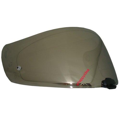 HJC Helmet Shield  Visor HJ-20MGold Silver Blue For FG-17 IS-17 RPHA ST helmets Bike Racing Motorcycle Helmet Accessories - Made in Korea Silver
