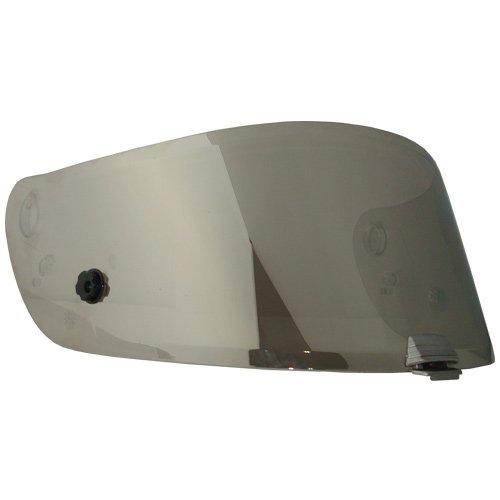HJC HJ-20 Shield  Visor GoldSilverBlueSmokeClearPinlock Ready For R-PHA 10 RSP 10 helmets Bike Racing Motorcycle Helmet Accessories - Made in Korea Silver
