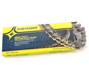Fire Power Heavy Duty Motorcycle Chain - 520 - 114 Link