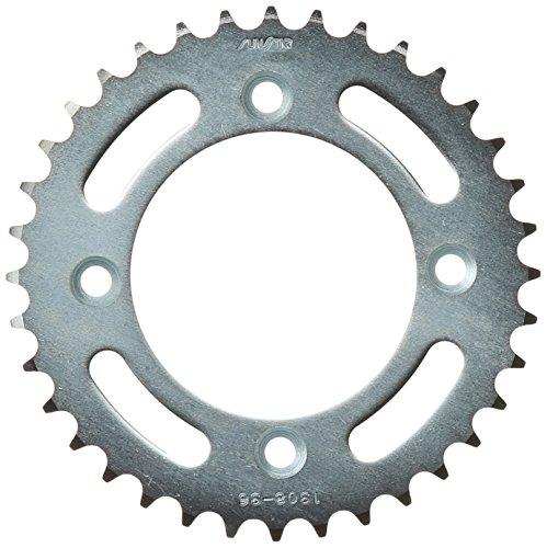 Sunstar 2-130836 36-Teeth 420 Chain Size Rear Steel Sprocket